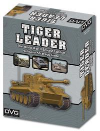 Tiger Leader cover art