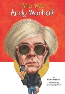 Who Was Andy Warhol? (Who Was...?) cover art