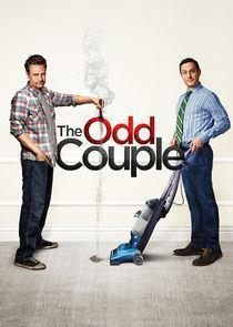 The Odd Couple Season 2 cover art