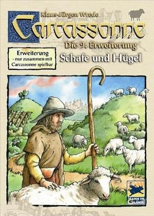 Carcassonne: Hills & Sheep cover art