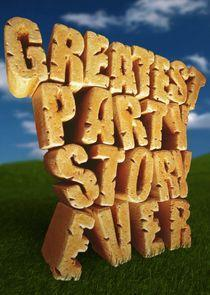 Greatest Party Story Ever Season 2 cover art