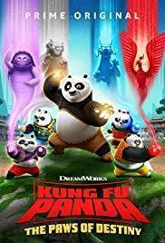 Kung Fu Panda: The Paws of Destiny Season 1 cover art