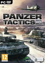 Panzer Tactics HD cover art