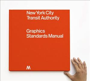 NYCTA Graphics Standards Manual (Reissue) cover art