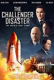The Challenger Disaster cover art