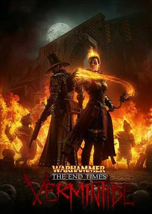 Warhammer: The End Times - Vermintide cover art