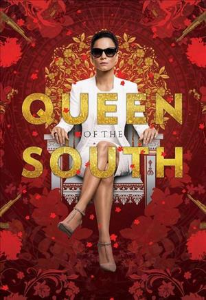 Queen of the South Season 2 cover art
