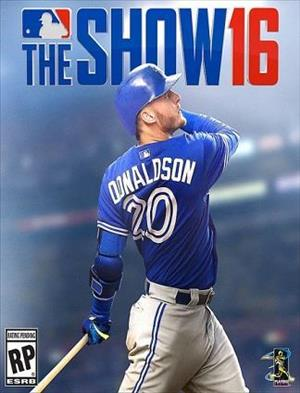 MLB The Show 16 cover art
