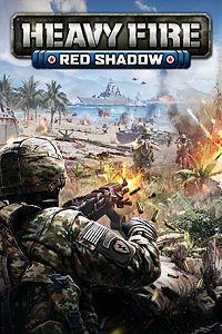Heavy Fire: Red Shadow cover art