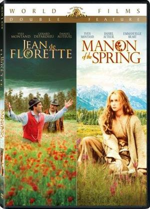 Jean de Florette / Manon of the Spring cover art
