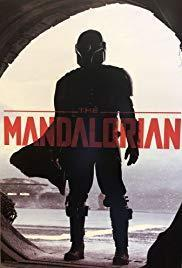 The Mandalorian Season 2 cover art