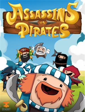 Assassins vs Pirates cover art
