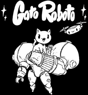 Gato Roboto cover art