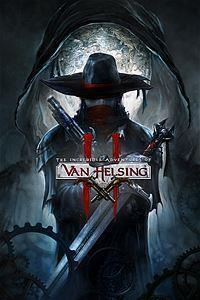 The Incredible Adventures of Van Helsing II cover art
