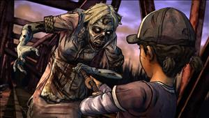 The Walking Dead: Season Two - Episode 2: A House Divided cover art
