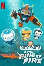 Octonauts & the Ring of Fire cover art