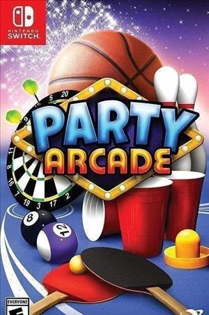 Party Arcade cover art