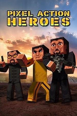 Pixel Action Heroes cover art