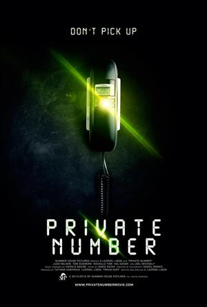 Private Number cover art