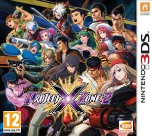 Project X Zone 2 cover art