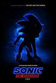 Sonic the Hedgehog cover art