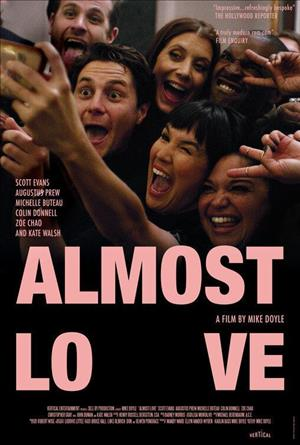 Almost Love cover art