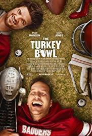 The Turkey Bowl cover art