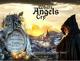 Where Angels Cry cover art