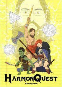 HarmonQuest Season 2 cover art