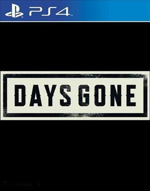 Days Gone cover art