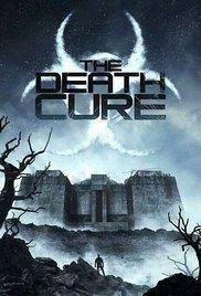 Maze Runner: The Death Cure cover art