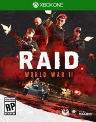 Raid: World War II cover art