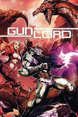Gunlord X cover art