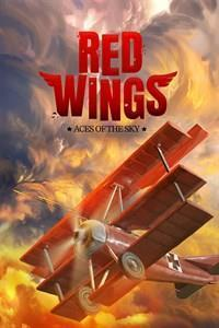 Red Wings: Aces of the Sky cover art