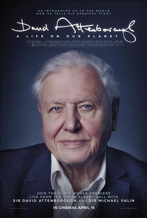 David Attenborough: A Life On Our Planet cover art