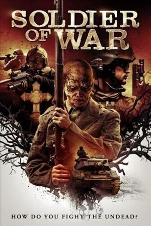 Soldier of War cover art