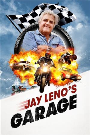 Jay Leno's Garage Season 4 cover art