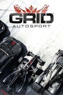 GRID Autosport cover art