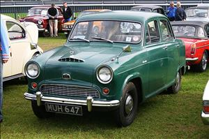 Austin A40/A50/A55 Cambridge cover art
