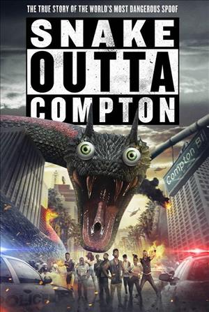 Snake Outta Compton cover art