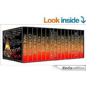Spice Box: Sixteen Steamy Stories cover art