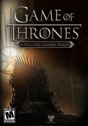 Game of Thrones: A Telltale Game Series - Season 2 cover art