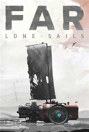 FAR: Lone Sails cover art