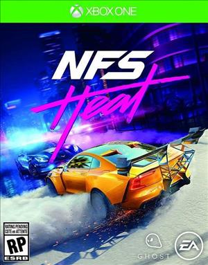 Need for Speed Heat cover art