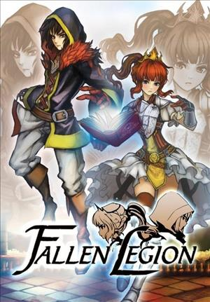 Fallen Legion+ cover art