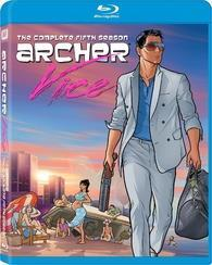 Archer: The Complete Season Five cover art