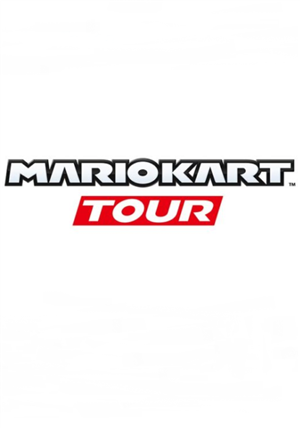Mario Kart Tour cover art