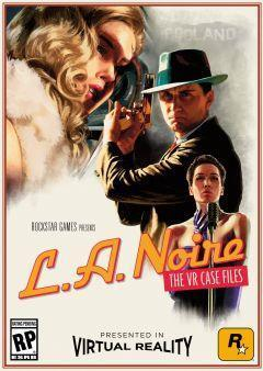 L.A. Noire: The VR Case Files cover art