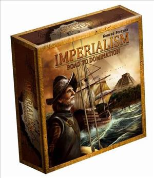Imperialism: Road to Domination cover art