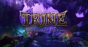 Trine Enchanted Edition cover art